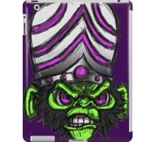 Crazy Monkey ( Powerpuff Girls ) iPad Case/Skin