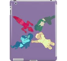 Element Sisters iPad Case/Skin