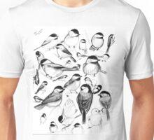 Chickadee Study Unisex T-Shirt