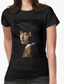 Girl with the Graduation Cap T-Shirt