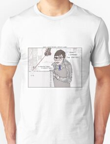 Honey I Shrunk The Kids + Midnight Cowboy Unisex T-Shirt