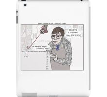 Honey I Shrunk The Kids + Midnight Cowboy iPad Case/Skin