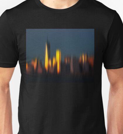 Morning in New York Unisex T-Shirt