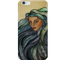 Sea Maiden 2 iPhone Case/Skin