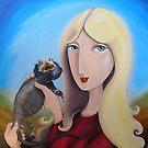 The Beardie by Jennifer Rowlands