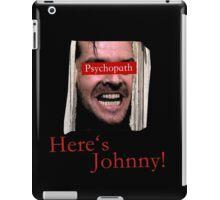 The Shining - Psychopath iPad Case/Skin