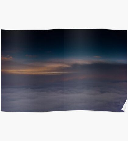 Far Above The Clouds Poster