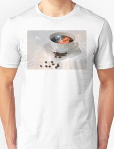 Nectar From Heaven - Coffee Art By Sharon Cummings T-Shirt