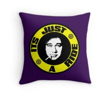 Hicks.  Throw Pillow