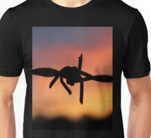 Barbed Silhouette Unisex T-Shirt