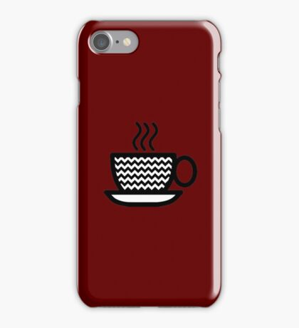 A Damn Good Cup of Coffee iPhone Case/Skin