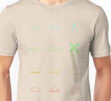 Dwelling Symbols Unisex T-Shirt
