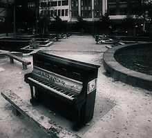 A Big City is Lonely Music by Peter Kurdulija