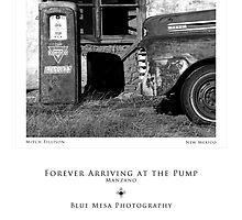 Fill 'er Up! (poster version) by Mitchell Tillison