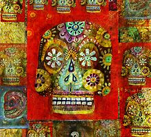 VIDA - DAY OF THE DEAD by dayofthedeadart