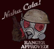 Ranger Approved!! (Nuka-Cola Ver) by Erin Garringer