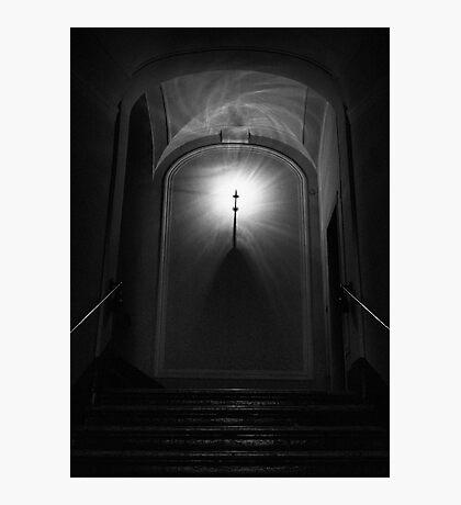 Mystery Doorway Photographic Print