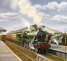 'Pennine Express' by Tom  Holland