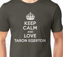 Keep calm Taron Unisex T-Shirt