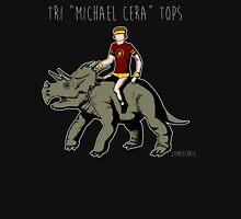 "Tri ""Michael Cera"" tops Unisex T-Shirt"