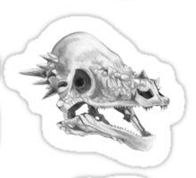 Cretaceous Park Sticker
