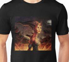 Magma Devil Unisex T-Shirt