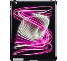 Twisted 1 Magenta iPad Case/Skin