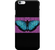 Stone Rock'd Butterfly 2 By Sharon Cummings iPhone Case/Skin