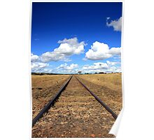 On Track Poster