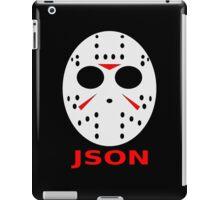 JSON iPad Case/Skin