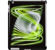 Twisted 1 Lime iPad Case/Skin