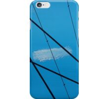 Power Lines 08 iPhone Case/Skin