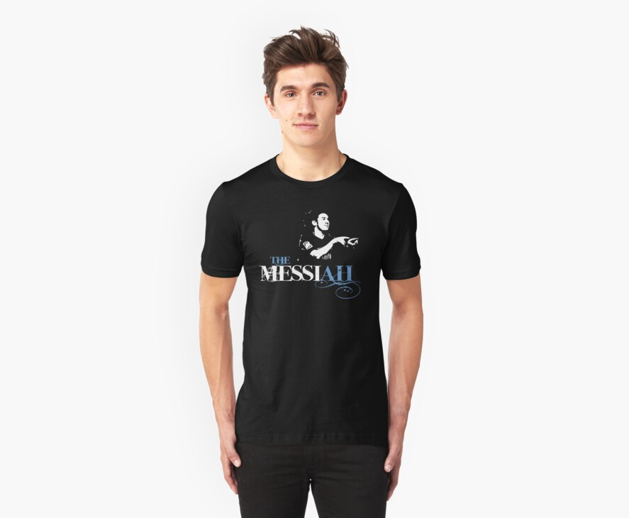 Messiah T-Shirt by onenil