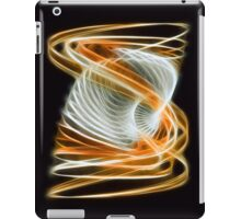 Twisted 1 Orange iPad Case/Skin