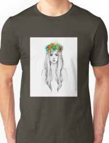 Flower Queen Unisex T-Shirt