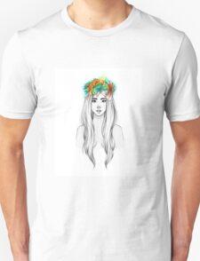 Flower Queen T-Shirt