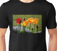 Tulips in the Light Unisex T-Shirt