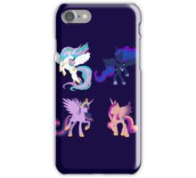 Four Princesses iPhone Case/Skin
