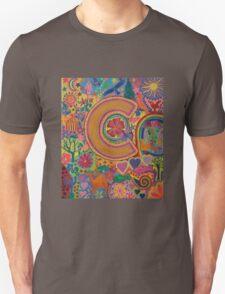 Initial C T-Shirt