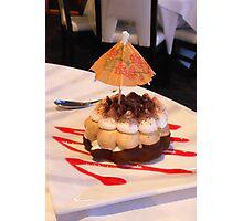 Dessert Fantastica Photographic Print