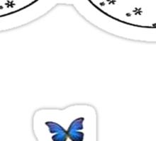 Itsy Bitsy, Teeny Weenie Sticker