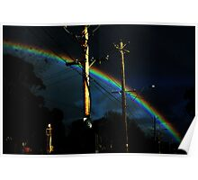 I want the pot of gold at the end of the rainbow Poster