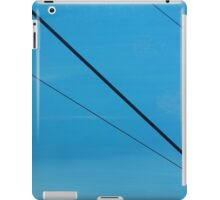 Power Lines 12 iPad Case/Skin