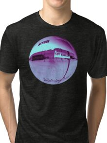 Kyuss ~ Welcome To The Circus Leaving Town Alternative Tri-blend T-Shirt