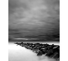 Sandy cove Photographic Print
