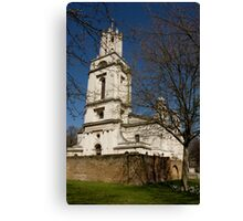 St. George in the East (Wapping) Different View Canvas Print
