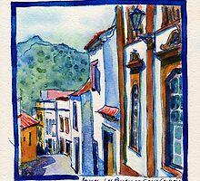 Arucas, Las Palmas de Gran Canaria by Yevgenia Watts