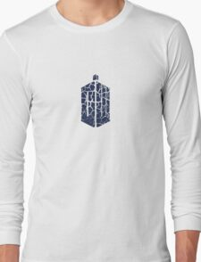 Doctor Who - Logo #2 Long Sleeve T-Shirt