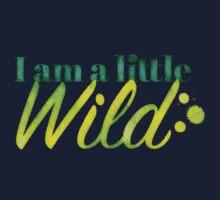 I am a little WILD Kids Clothes