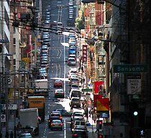 San Francisco Scene by luvdusty